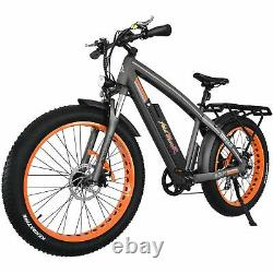 Shimano 750W Electric Bike Addmotor M-560 P7 Mountain 48V 12.8AH Battery Ebikes