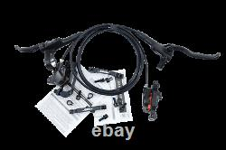 Shimano MT200 MTB Hydraulic Disc Brake Set, 800mm 1500mm 1650mm e-bike fat bike