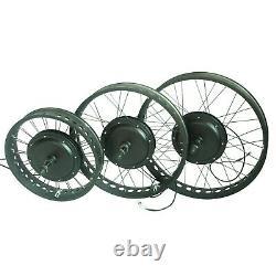 Snow ebike Conversion Kit Bluetooth 48V 1000W 4.0 Tyre fat bike motor wheel