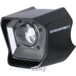 TRELOCK SKYBEAMER 150 SCHEINWERFER HAIBIKE E-BIKE YAMAHA 50lux LAMPE FRONT SDURO