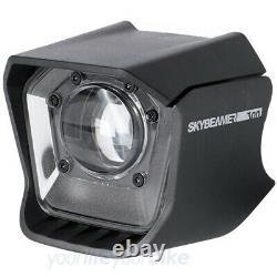 TRELOCK SKYBEAMER 300 SCHEINWERFER HAIBIKE E-BIKE BOSCH 100lux LAMPE FRONT SDURO