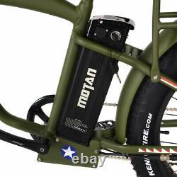 1250w Vélo Électrique De Vélo Addmoteur M-5500 Chasse E-bike Freins Hydrauliques