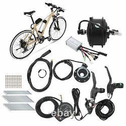 2027.5in Kit De Conversion E-bike Précurseur De Moteur De Cassette Avant/arrière 250w 36/48v