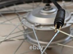 26 Electric Bike Bike Conversion E-bike Front Wheel Motor Hub 250w Pneu 36v