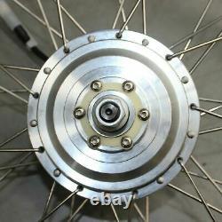 26'' Roue Avant 36v 350w Moteur De Moyeu Électrique Sans Brosse De Bicyclette Pour Ebike