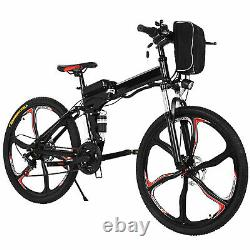 26inch 250w Vélo Électrique Vtt Ebike Shimano 21-speed 36v Li-battery