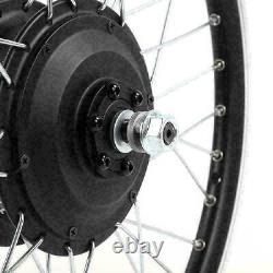 36/48v Moteur De Vélo Électrique Roue Kt900s E-bike Conversion Modifié Refitg