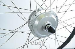 36 Volts Moteur Électrique E Bike 26x1.75 (559) Roue Avant 250 Watt 9.5amp Électrique
