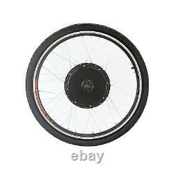 48v 1000w Electric Motor Speed Controller Throttle + 26 Wheel Rim Ebike Bicycle