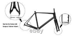 48v 1000w Kit Ebike Conversion Vélo Électrique Conversion Front Rear Hub Motor + Bluetooth