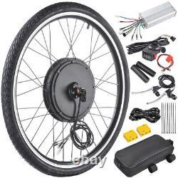 48v 26 Roue Avant Kit Vélo Électrique E-bike Cycling Hub Conversion