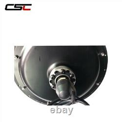 48v Vélo Électrique Sans Brosse Gearless 1000w 1500w Ebike Snow Fat Wheel Motor