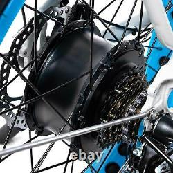 750w 16ah Vélo Électrique Pas À Pas 28mph Addmoteur M-430 City Ebike Batterie 48v