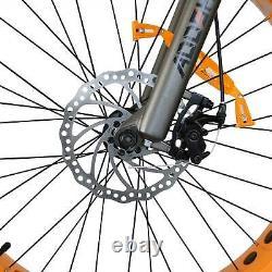 750w Adaptateur De Vélo Électrique M-560 P7 26 Mountain Ebike Fenders+rear Rack