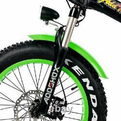 750w Electric Folding Bike Addmotor M-150 P7 All Terrain Commuter Snow Ebike