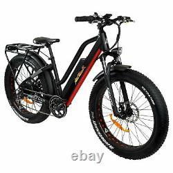 750w Vélo Électrique D'appoint De Vélo Pas À Pas M-450 P7 Mountain Ebike 7 Speed