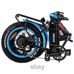 750w Vélo Électrique Plié Vélomoteur Addmotor Motan M-150 P7 Pliage Ebike
