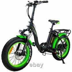 Addmotor Motan M-140 P7 Électrique Vélo Pliant 750w Électrique Etape Thru Ebike