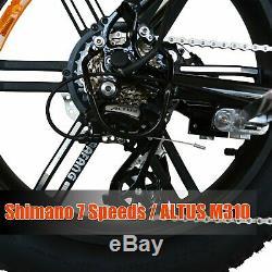 Addmotor Motan M-60 R7 Vélo Électrique Vélo 750w Commute Cruiser E-bike Noir