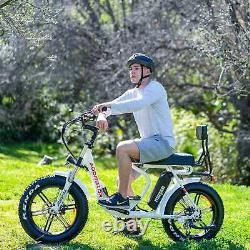 Addmotor Motan M-66 R7 750w 20 Vélo Électrique Step-thru E-bike Mini Cyclomoteur