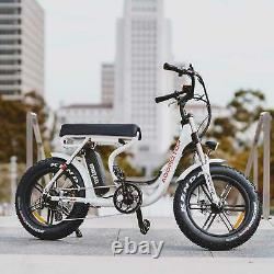Addmotor Motan M-66 R7 Step-thru Vélo Électrique Mini Moto Step-thru Ebike