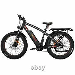 Addmotor Mountain 26 Fat Tires 750w Electric Bike M-560 P7 Ebike 12.8ah Batterie