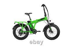 Atala Vélo Vélo Électrique Vélo Extrapliant Fat Bike 20