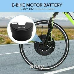 Batterie Avant E-bike 36v 3200mah Pour Vélo Électrique Immortor 36v Noir Nouveau