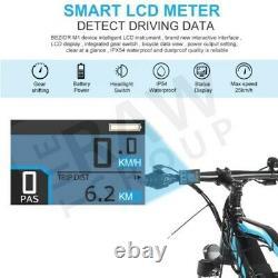 Bezior M1 Hommes 36v 250w E-bike Gents Vélo De Montagne Électrique 27.5 Roues