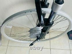 Bionx E-bike Front Motor (silver) Rims 700c Avec Fourche Avant