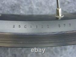 Crystalyte G 25 E-bike Vorderrad 28 Moteur Avant 36v 250 W-500 W Neuwertig 25-622