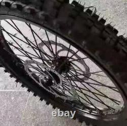Disque Hydraulique E-bike Risunmotor Avant Arrière Double Disque Double Callipers