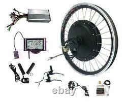 E-bike 48v 1000w 20 Kit De Conversion Des Roues Avant, Moteur Hub Avec Écran LCD Sw900