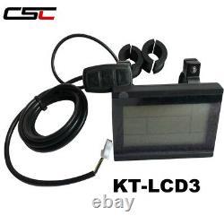E-bike Kit De Conversion 36v 250w LCD Bluetooth Roue Avant Arrière De 20-29 Pouces