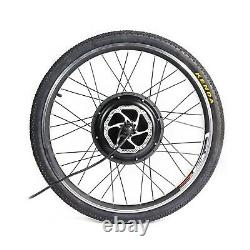 Ebike 48v 1500w Kit De Vélo Électrique Pour La Conversion Avant Ou Arrière Vtt