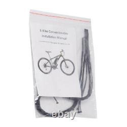 Ebike 48v Electric Bicycle Kit 1000w Pour Vtt Avant Ou Arrière Hub Motor