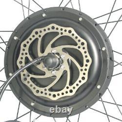 Ebike Avant Roue Motrice Arrière 48v 1000w Bluetooth Electric Bike Conversion Kit