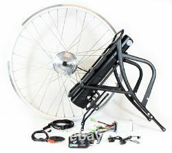 Ebike Ebike Bicyclette Kit De Convertion Roue Avant Li-ion 24v 8.8ah Rollerbr