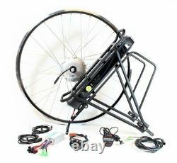 Ebike Ebike Bicyclette Kit De Convertion Roue Avant Li-ion 36v 11ah Rollerbrake
