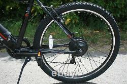 Ebike Électrique Vtt 26 Pneus Noir Anti-crevaison