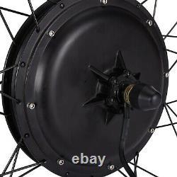 Ebike Kit 48v 1000w Vtt De Conversion Électrique E Vélo Et Triangle Batterie 20ah