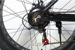 Electric Bike Fat Tyre 26 1000w 48v 10ah Vtt 7 Speed