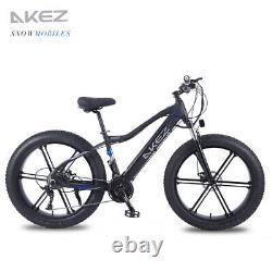 Electric Bike Fat Tyre 26 750w 48v 13ah Cruiser S Grey Premium Ebike 40 Km