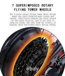 Electric Bike Fat Tyre 26 750w 48v 13ah Taoci Black Ebike 21 Speed 50 Km Gamme