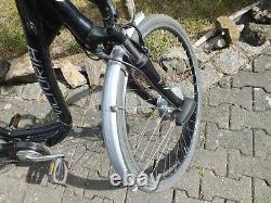 Elektrofahrrad E Bike Victoria Münster 28 Zoll Rahmen Gr. 54 Hand-gaz-frontmotor