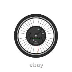 Imortor 3.0 24 26 29 27.5 700c Électrique Avant E Roue De Vélo Kits 36v 350w Sz #