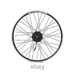 Kit De Conversion De Vélo Électrique Ebike 36v 500w 20-29inch Avec Connecteur Étanche