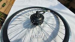 Kit De Conversion E-bike 250w Avec Sinus Wave Smart Controller Avant