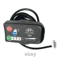 Kit De Conversion E-bike Bluetooth 48v 500w 1000w 1500w Ebike Avec Sun Ringle Mtx
