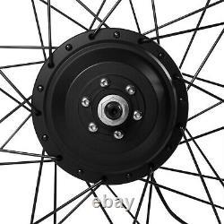 Kit De Conversion Ebike 36v 250w 350w 500w Moto Électrique Motor Wheel 20-29in 700c